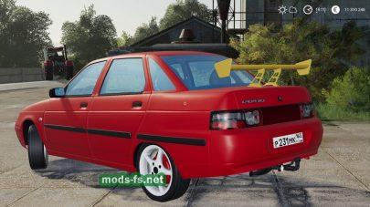 Мод на ВАЗ-2110