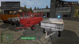 2ПТС-6.5 для Farming Simulator 2017