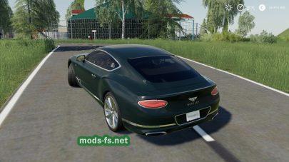 Bentley mod