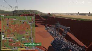 Mining & Construction mod FS 2019