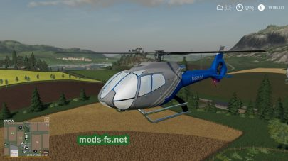 Helicopter для FS 19