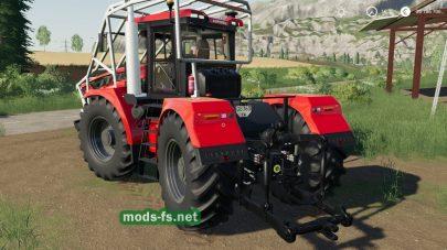 KirovetsK7Forestryдля Farming Simulator 2019