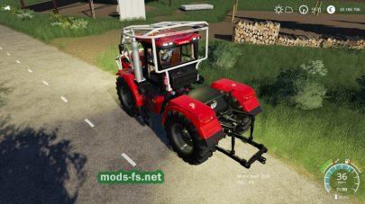 KirovetsK7Forestry mod