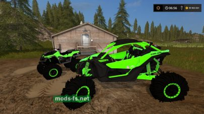Lifted ATV FS 19