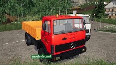 Мод грузовиков mercedes 817