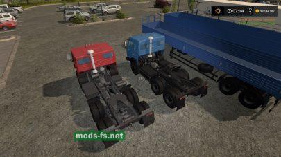 КамАЗ для Farming Simulator 2017