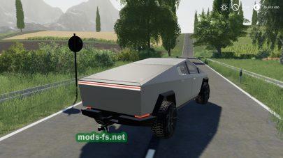 TeslaCybertruck FS 2019