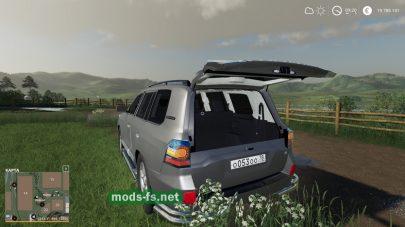 ToyotaLandCruiser200 2013 V8 для FS 2019