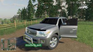 ToyotaLandCruiser200 в игре FS 2019