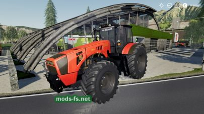 Беларус 4522 для Farming Simulator 2019