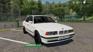 BMW 520 mod