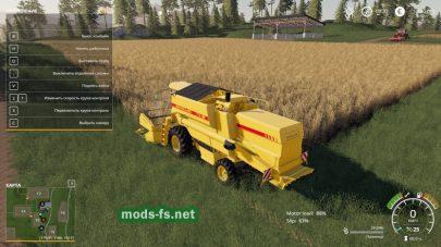 GoldcrestValleyMarina для Farming Simulator 2019