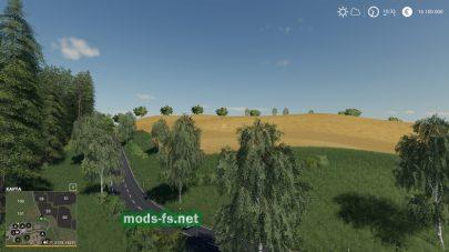 Скриншот карты HotOnlineFarm2020