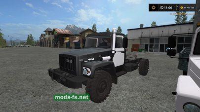 Подборка грузовиков ГАЗ