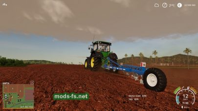 ПНУ 8-40 для игры Farming Simulator 2019