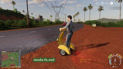 Segway для Farming Simulator 2019