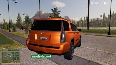 Cadillac Escalade ESV FS 2019