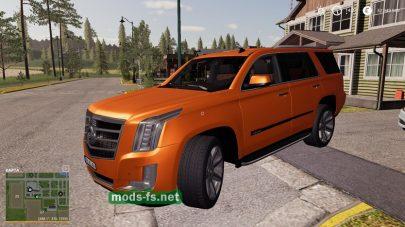 Cadillac Escalade mod