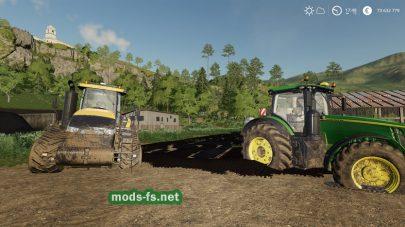 Real Mud в Farming Simulator 2019