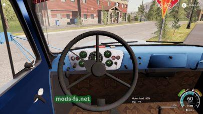 ГАЗ-53 для Farming Simulator 2019