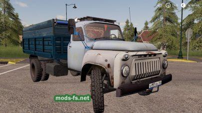 Мод на ГАЗ-53