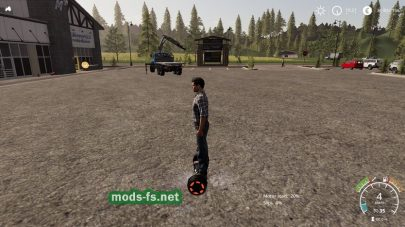 HoverBoard mod FS 19