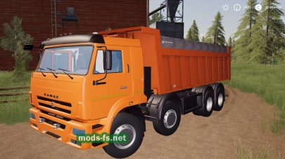kamaz-65201 mod FS 19