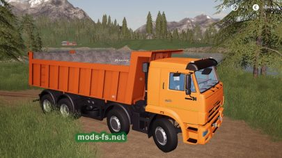 kamaz-65201 FS 19