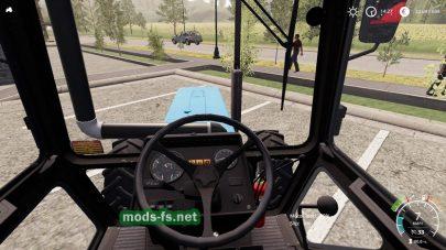 Мод трактора МТЗ-82.1 Балочный
