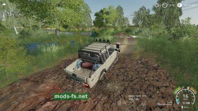 LADA NIVA для Farming Simulator 2019