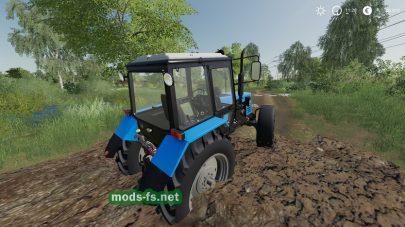 MTZ-1221 mod FS 19