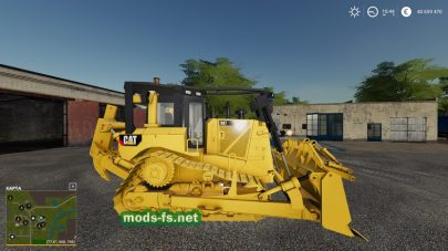 Мод CAT D8-T With Triripper