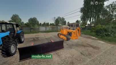 Мод трактора ДТ 75 Казахстан