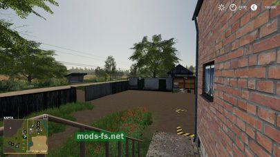 Buhalovo Map V1.2 для Farming Simulator 2019