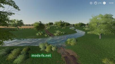 Новая карта с грязью для Фермер Симулятор 19