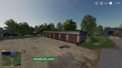 Rassvet Map для Farming Simulator 2019