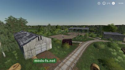 Rassvet Map FS 19