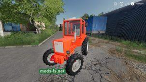 Wladimirec T30 mod