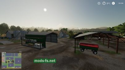 The Old Farm Countryside