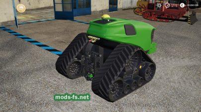 John Deere Autonomous FS 19