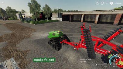 Мод на мини-трактор для Farming Simulator 2019