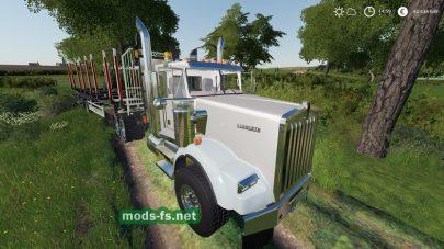 Kenworth T800H