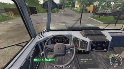 Kolob Heavy Truck