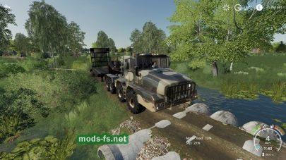 Kolob Heavy Truck для FS 19
