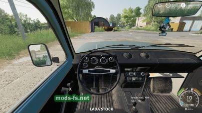 LADA NIVA 4X4 mod FS 2019