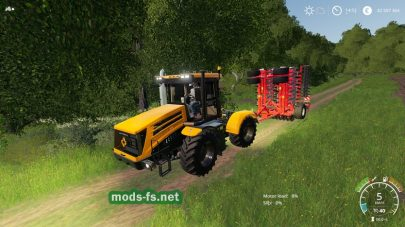 Lizard K5 для Farming Simulator 2019