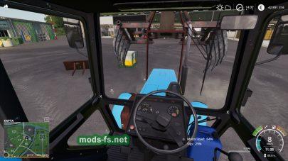 MTZ 82 PE 1F Forklift