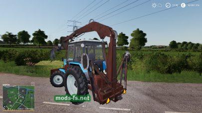 Погрузчик MTZ 82 PE 1F Forklift