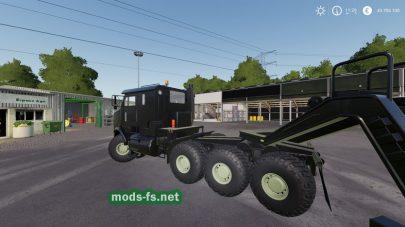 Скриншот мода Oshkosh Defense Het M1070a1