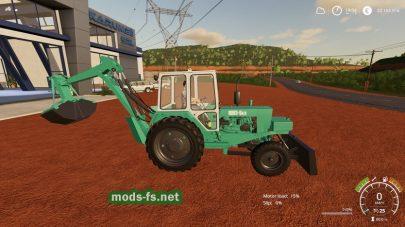 ЮМЗ 6КЛ ЕО 2621 для Farming Simulator 2019